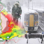 SNOW CHAOS: 'Beast from the East' leaves 4 dead while Storm Emma threatens WORSE weather