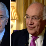 'Backseat driver!' – Michael Howard ROASTS John Major over Brexit on BBC Newsnight