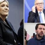 Italian election 2018: Marine Le Pen TAUNTS EU and celebrates 'TERRIBLE evening' for bloc