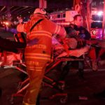 At least two dead after helicopter crash off Manhattan