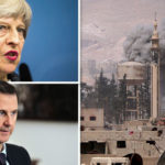 Syria MISSILE STRIKE 'within hours': Eastern Mediterranean on ALERT for 'possible launch'