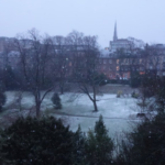 Storm Conor Delivers A White Christmas… A Day Late