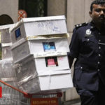Bags and cash seized in Najib-linked raids