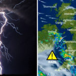 UK Weather Forecast: Â Severe Thunderstorms' Set To Bombard Britain Over The Bank Holiday