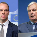 Scallop War Hits Brussels: Barnier's 'Dinner Joke Went Down Badly With Raab'