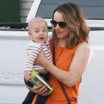 Rachel Mcadams: 1st Pic Of The Star's Adorable Son Revealed 5 Mths. After She Secretly Gave Birth