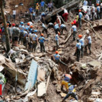 Typhoon Mangkhut: Miners And Families Buried By Landslide