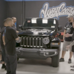 Celebrities Go Head-to-head in Jeep Wrangler Celebrity Customs Challenge