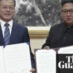 North Korea Agrees To Shut Down Missile Test Sites As Leaders Hail 'Leap Forward'
