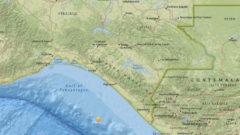 Mexico Earthquake: 5.4 Magnitude Tremor Rocks Near Guatemala