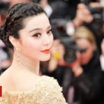 Missing China actress fined millions