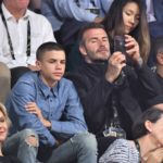 In Pictures: David Beckham Spotted In Crowd As Harry And Meghan Attend Invictus Event