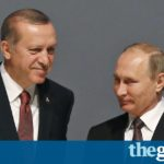Turkey and Russia agree terms of Syria ceasefire