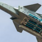 China's Stealth Fighters Show Off Missile Payload