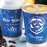 Amt Coffee Will Now Serve Your Drinks In Plastic-Free Compostable Cups
