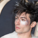 Ezra Miller Dressed As A Punk Rock Swan At The 'fantastic Beasts' Premiere, And Fans Were Loving It