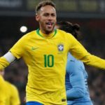 A Controversial Neymar Penalty Earned Brazil Victory Against Uruguay In A Fiercely Contested Friendly At Arsenal's Emirates Stadium.