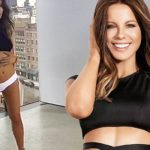 Kate Beckinsale, 43, shares video from Shape magazine cover shoot
