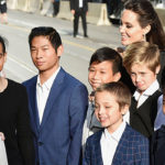 Angelina Jolie All Smiles While Out With Her Kids As Custody Battle With Brad Rages On