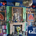 Gold Chandeliers And Satin Galore: Inside The London Home Causing A Social Media Stir