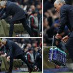 Man Utd Boss Jose Mourinho Reacts To Marouane Fellaini Winner In Stunning Fashion