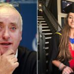 British Millionaire Breaks Down In Tears As He Begs For Help Finding His Backpacker Daughter, 22, Who Has Vanished In New Zealand – As Police Reveal She Was Last Seen With A Man At A Luxury Hotel