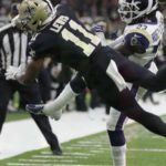 NFL concerned 4 Rams-Saints refs are from California in jaw-dropper