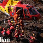 Brumadinho dam: Anger grows towards Brazil mine firm Vale