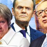 BREXIT SHOWDOWN: May faces fresh battle to save deal – but EU insists it WON'T budge