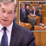 BREXIT BREAKTHROUGH: Farage reveals VERY SIMPLE way to avoid chaos for BOTH EU and UK