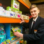How boy, 14, has built up £15k-a-year eBay empire from family's milk parlour
