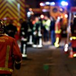 Paris flat block fire: Eight dead and 28 injured after flames rip through building