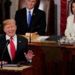 Trump touts economy, urges action on drug costs, trade in State of the Union