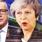 May has 'COMMONS MAJORITY' for Brexit 'plan C' – but WON'T yet discuss it with Juncker