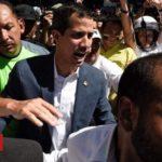 Venezuela crisis: Juan Guaidó vows to bring in aid