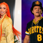 Cardi B & Bruno Mars Team Up For Spicy New Collab 'Please Me' & It's Making Twitter Blush