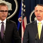 McCabe says Rosenstein was 'absolutely serious' about secretly recording Trump