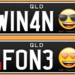 Emoji number plates launched in Queensland