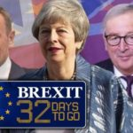 BREXIT COUNTDOWN: May vows fresh Brexit deal 'WITHIN GRASP' as PM dismisses EU exit delay