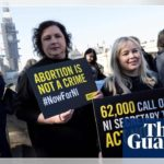 Derry Girls join Northern Ireland abortion protest