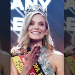 Police officer crowned Miss Germany 2019