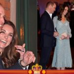Kate Middleton sparkles in Missoni for party to celebrate inspirational youth