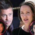 Adoption Nightmare! Inside Angelina & Brad's Fight To Avoid Losing Sons