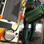 How fast is the ambulance service where you live?