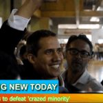 Maduro vows to defeat 'crazed minority'