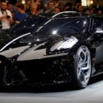 Bugatti unveils world's most expensive car with £14million price tag
