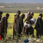 IS militants 'caught trying to escape' last Syria enclave