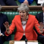 Brexit: MPs reject Theresa May's deal for a second time