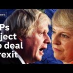 MPs vote to reject no-deal Brexit by majority of 4 – now what?|#BREXIT