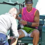 Rafael Nadal reveals what caused latest knee injury with Roger Federer clash in doubt